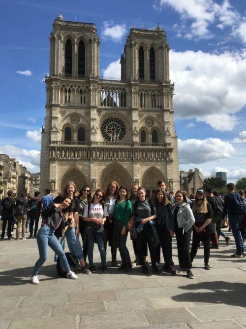Driedaagse reis Parijs