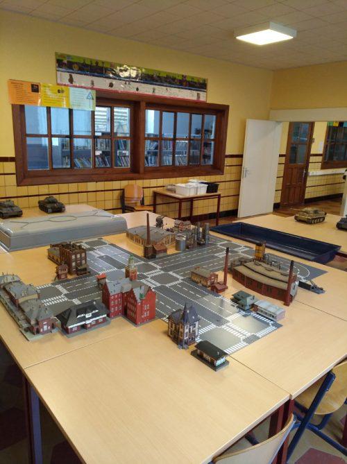 STEM in Bokrijk: Jonge ingenieurs aan het werk…