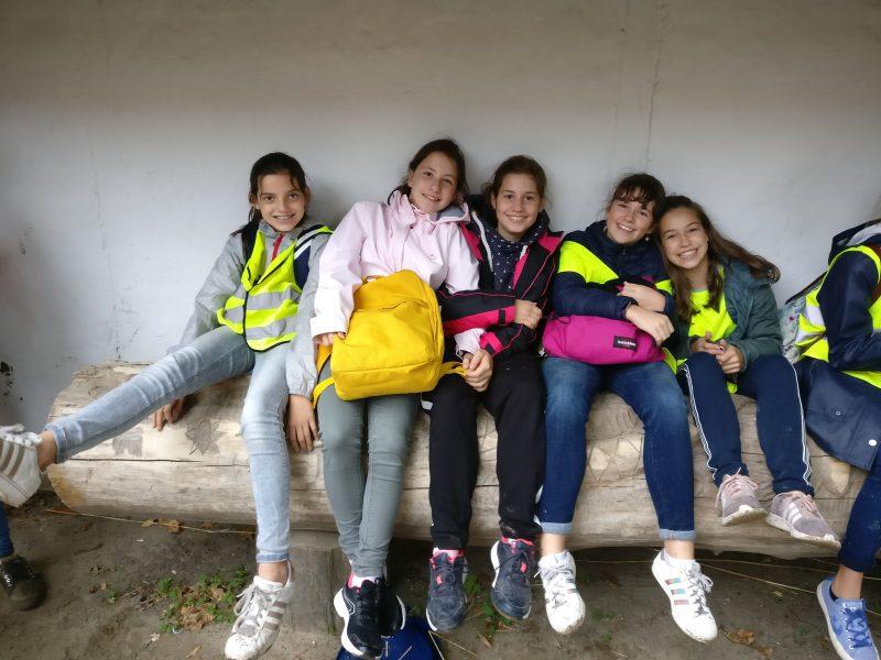 Uitstap naar het openluchtmuseum in Bokrijk